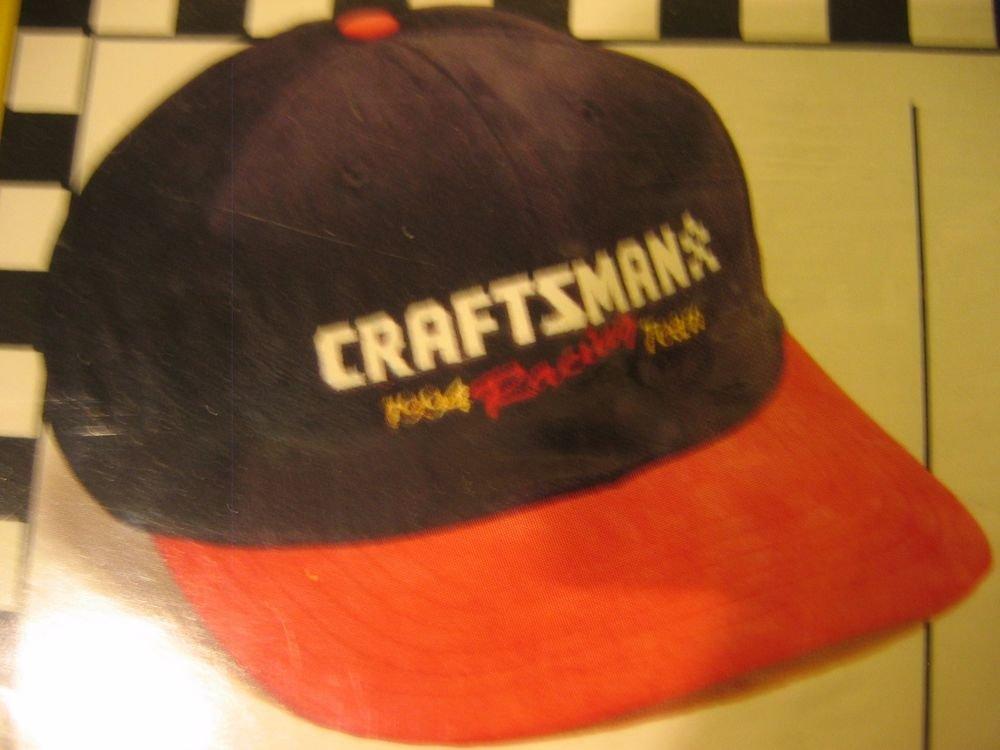 New Set Nascar Craftsman Racing Hat & 1994 Richard Petty Photos NHRA/Indycar