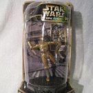 New Rare Kenner 1997 Star Wars Epic Force C-3PO Rotate Figure 360