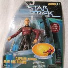 "Star Trek Picard 6"" Warp Factor Series 1997 Spring Activated Galactic Gear"
