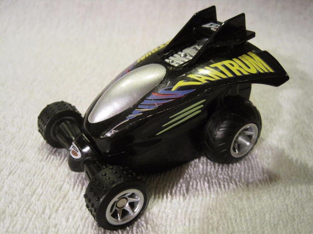 Small Tyco Tantrum Stuntster RC Remote Control Miniature Car No remote Untested