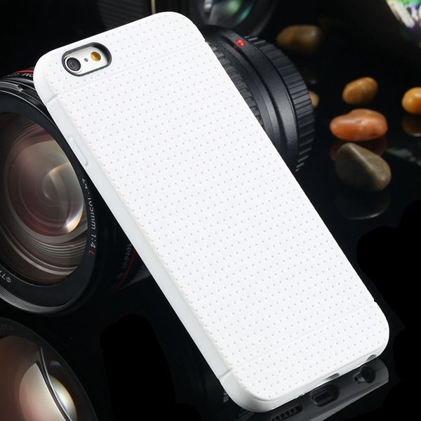 New Arrival Portable Silicone Case For Iphone 6 4.7Inch Soft Back  2031448558-2-white