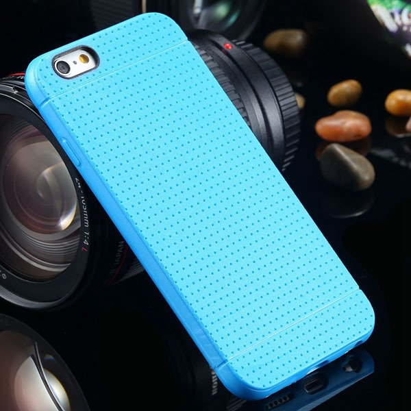 New Arrival Portable Silicone Case For Iphone 6 4.7Inch Soft Back  2031448558-4-blue