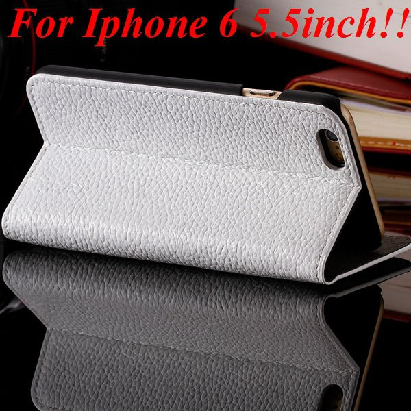 I6/6Plus Genuine Leather Case For Iphone 6 4.7Inch Full Protect Co 32236491521-4-white for plus