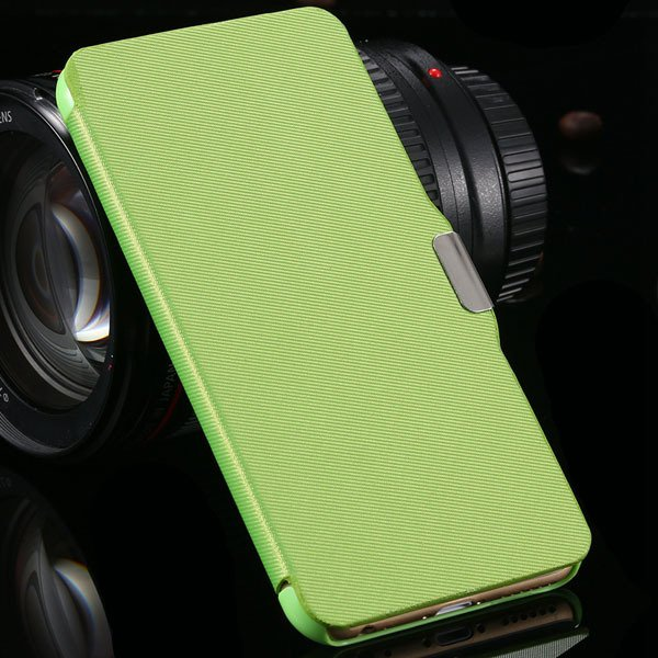 For Iphone 6 Full Protect Pu Leather Wallet Case For Iphone 6 4.7' 2038708999-5-green