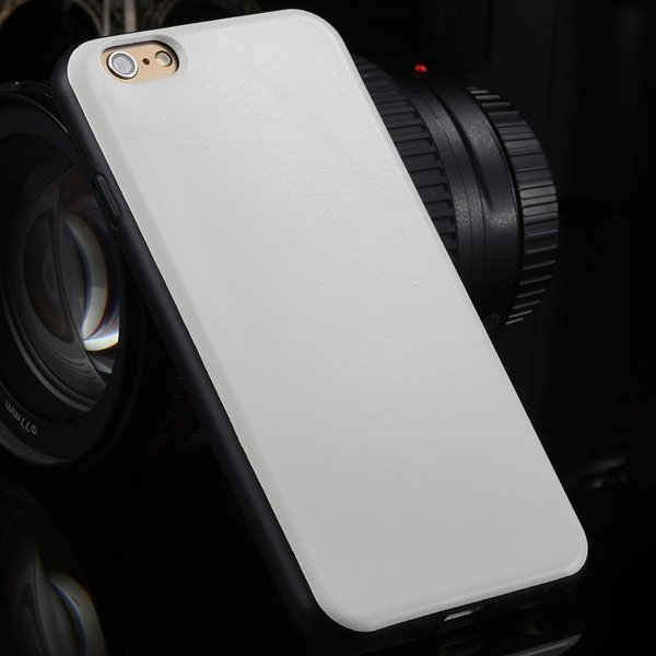 I6 Flexible Case Slim Shock-Proof Back Cover For Iphone 6 4.7Inch  2046835863-2-white