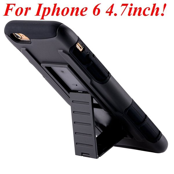 I5 I6 Military Future Armor Hybrid Case For Iphone 6 4.7Inch/5.5In 32280978003-2-For I6 Normal