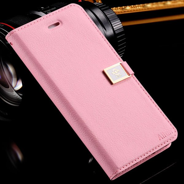 I6 Flip Case Original Ailun Full Wallet Cover For Iphone 6 4.7Inch 32229211578-5-pink
