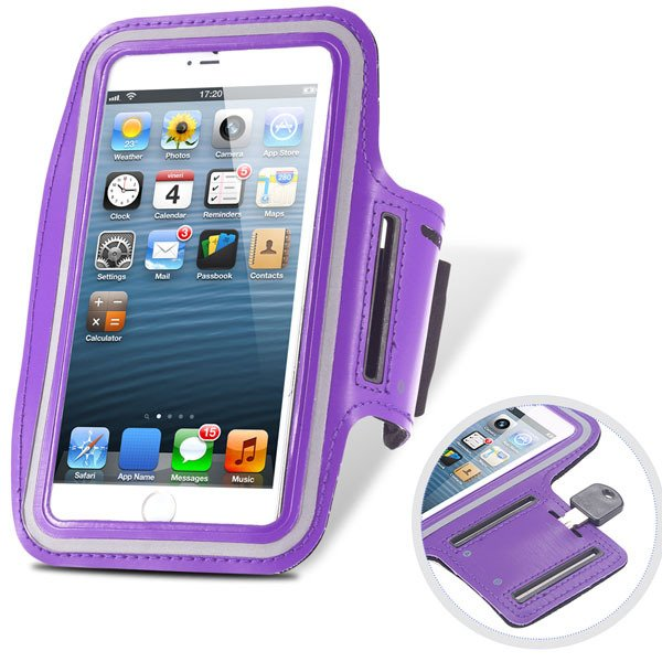 Watertight Sport Armband Cover For Iphone 6 Plus 5.5Inch Phone Bag 32222222904-1-