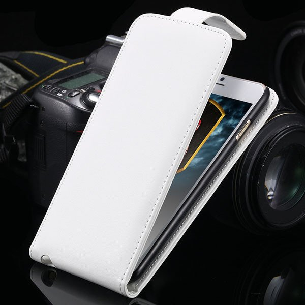 I6 Pu Leather Case Flip Vertical Cover For Iphone 6 4.7Inch Full P 32251126136-2-white