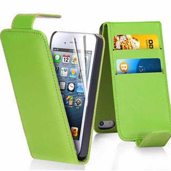 I6 Pu Leather Case Flip Vertical Cover For Iphone 6 4.7Inch Full P 32251126136-5-green