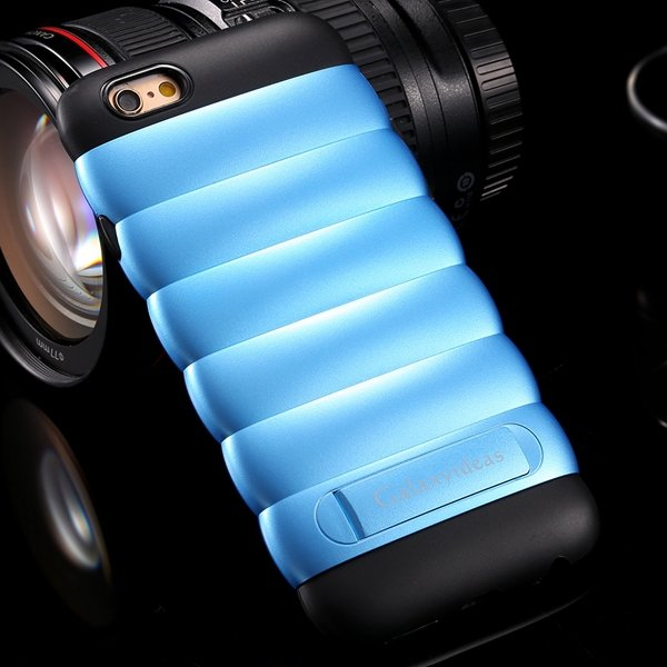 I6 Ultra Slim Case Cute Caterpillars Back Cover For Iphone 6 4.7In 32301833510-5-sky blue