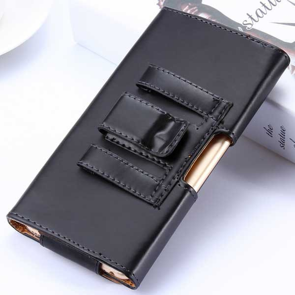 Universal Pu Leather Case For Iphone 6 4.7Inch 4S 5S 5C Full Prote 32295816893-1-black