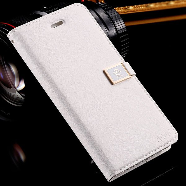 I6 Plus Full Protect Case For Iphone 6 Plus 5.5Inch Flip Cell Phon 32229045980-2-white