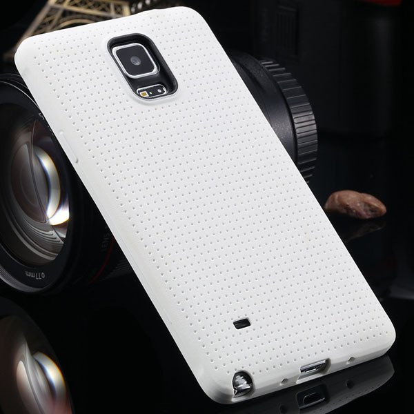 For Note 4 Tpu Case Slim Back Cover For Samsung Galaxy Note 4 Iv N 2041770146-2-white