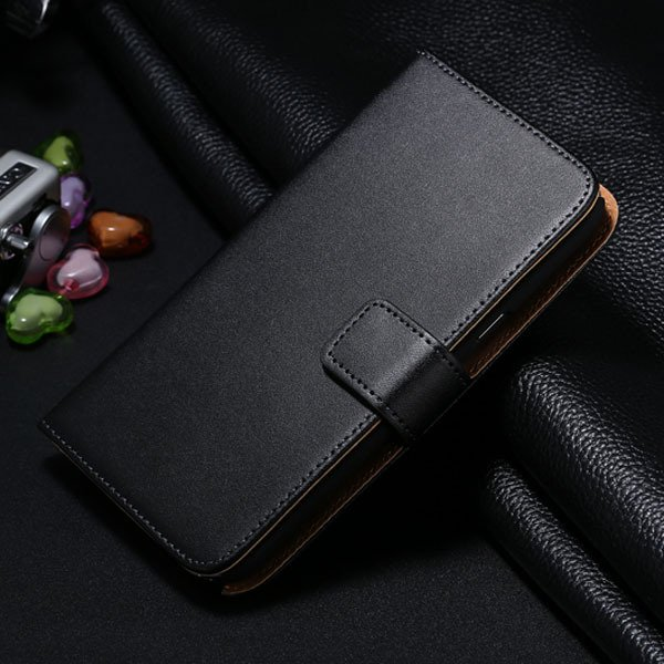 For Note 2 Flip Leather Case For Samsung Galaxy Note 2 N7100 Full  1772353763-1-black