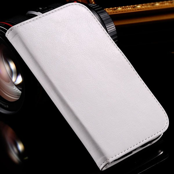 For Grand Duos I9082 Case Retro Pu Leather Cover For Samsung Galax 1064181420-2-white