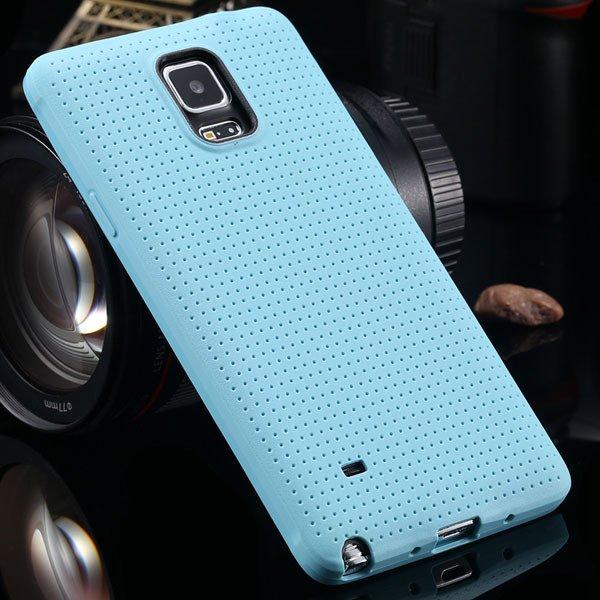2014 Advancest Portable Back Case For Samsung Galaxy Note 4 Iv 5.7 2041766739-6-light blue