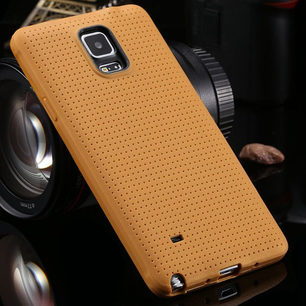 2014 Advancest Portable Back Case For Samsung Galaxy Note 4 Iv 5.7 2041766739-8-light brown