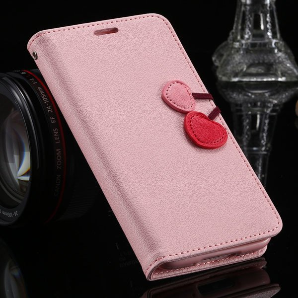 S4 Luxury Pu Leather Cover Wallet Bag With Card Slot For Samsung G 1810651625-4-pink