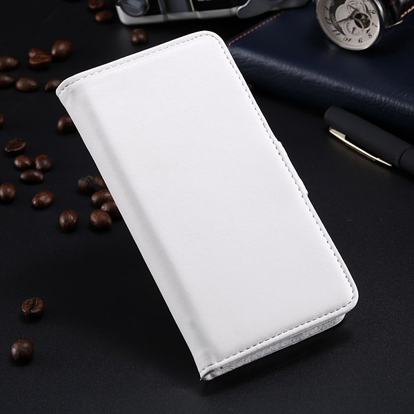 S5 Pu Leather Case For Samsung Galaxy S5 I9600 Flip Cover With Id  1790416343-4-white