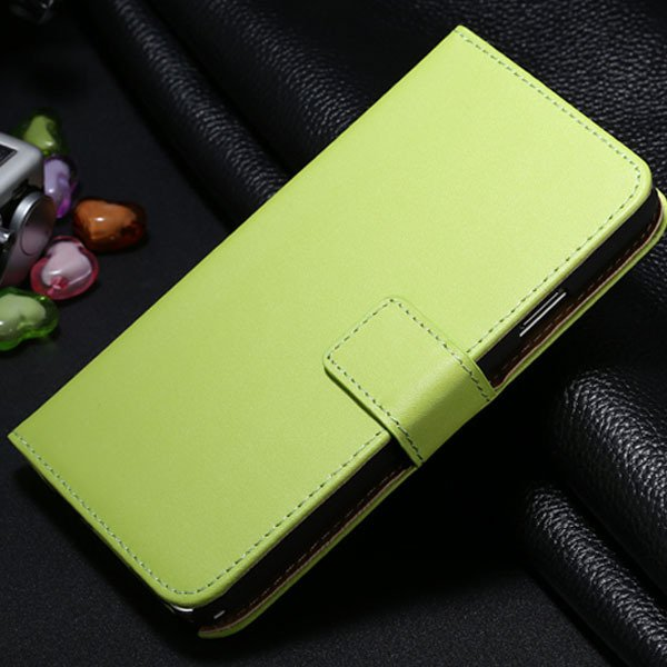For Note 3 Genuine Leather Case For Samsung Galaxy Note 3 N9000 N7 1772279749-6-green