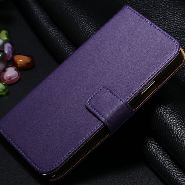 For Note 3 Genuine Leather Case For Samsung Galaxy Note 3 N9000 N7 1772279749-10-purple