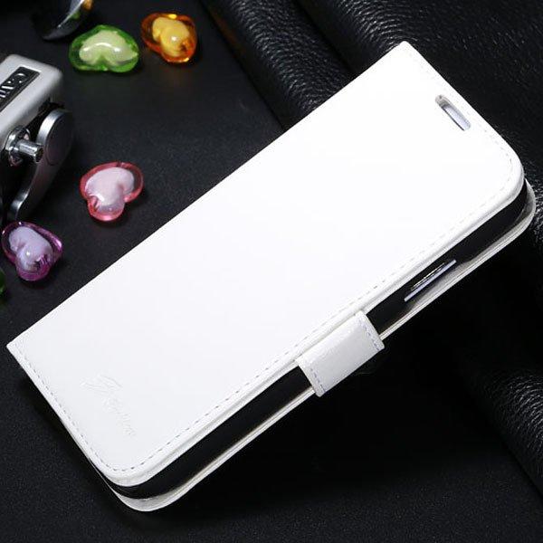 S4 Magnetic Flip Case For Samsung Galaxy S4 S Iv I9500 Full Protec 1770966738-2-white