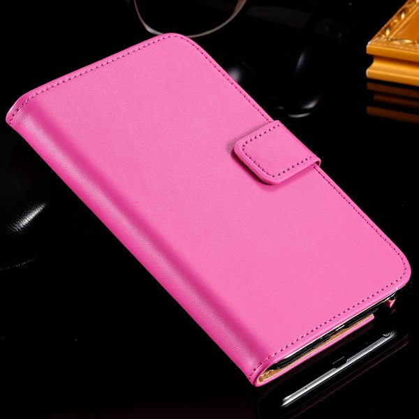 For Samsung I9220 Genuine Leather Case Luxury Full Protect Cover F 32240177729-2-rose