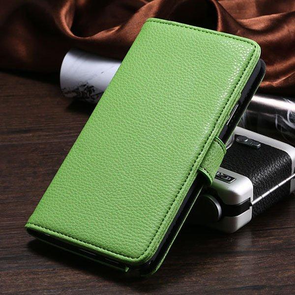 New Taste Flip Wallet Case For Samsung Galaxy Note 3 Iii N9000 N72 1925281934-3-green
