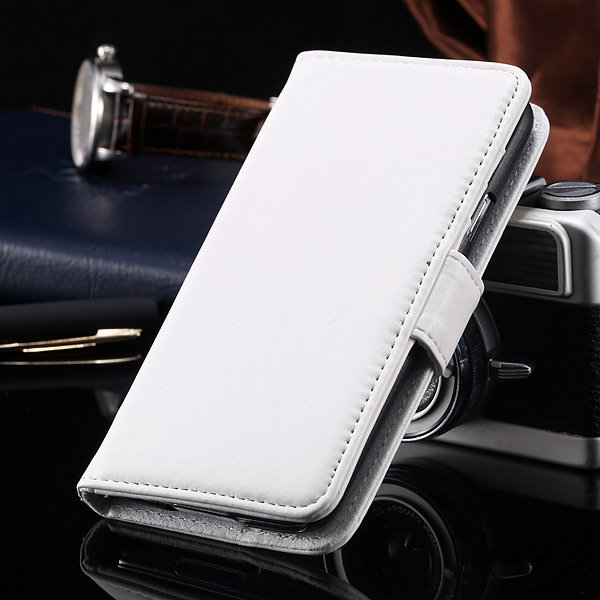 S5 Full Case For Samsung Galaxy S5 I9600 Photo Frame Wallet Book S 1747321783-4-white