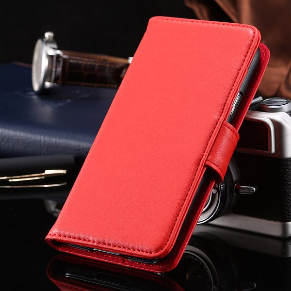 S5 Full Case For Samsung Galaxy S5 I9600 Photo Frame Wallet Book S 1747321783-5-red