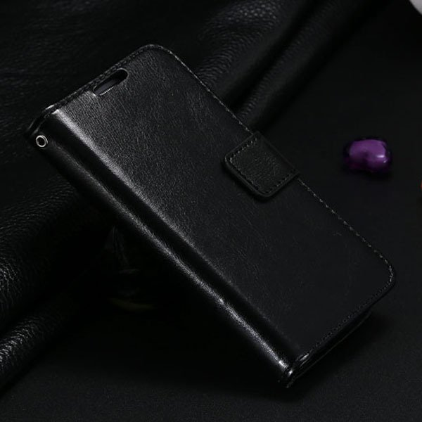 S4 Mini Pu Leather Case For Samsung Galaxy S4 Mini I9190 Full Flip 1771942375-1-black