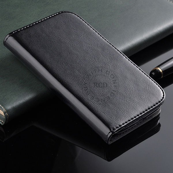 I9082 Luxury Cover Vintage Pu Leather Case For Samsung Galaxy Gran 32282710875-1-black