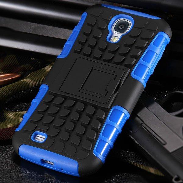 S4 Armor Heavy Duty Hard Cover Case For Samsung Galaxy S4 Siv I950 32303818869-4-blue