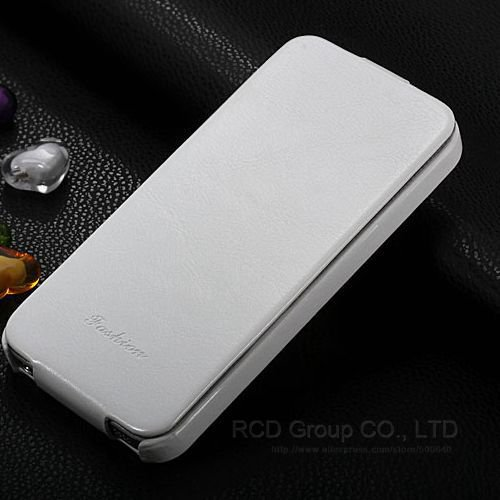 4S Pu Leather Cover Premium Flip Case For Iphone 4 4S 4G Full Prot 1545139938-2-White