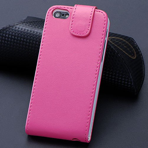 5C Pu Leather Case Flip Phone Cover For Iphone 5C Full Protect Wit 1348779321-5-Lavender