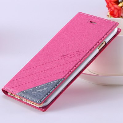 5S Magnetic Flip Case Original Pu Leather Cover For Iphone 5 5S 5G 32267505715-3-hot pink