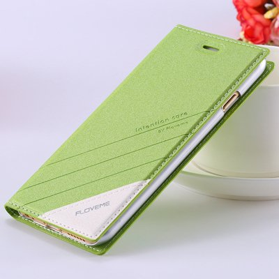 5S Magnetic Flip Case Original Pu Leather Cover For Iphone 5 5S 5G 32267505715-4-green