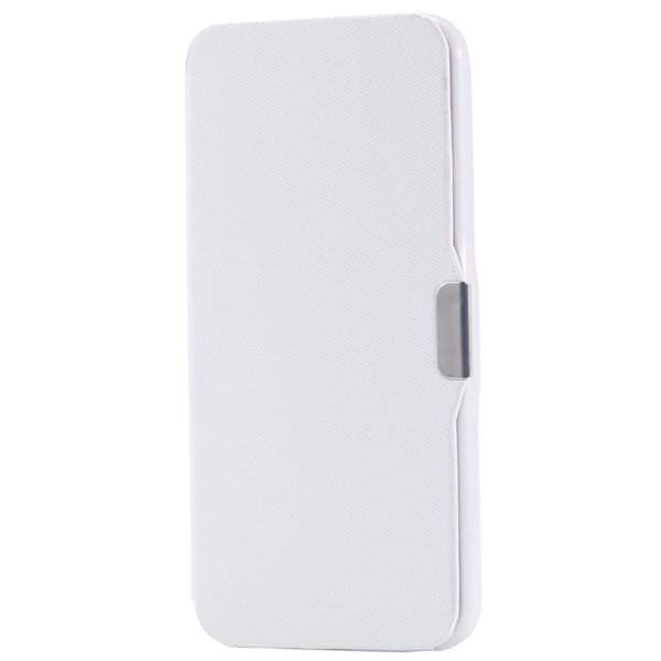 Ultra Thin Slim Pu Leather Full Case For Iphone 5C Cover With Magn 32240335248-2-white