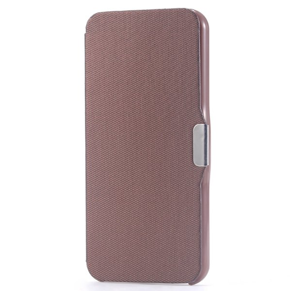 Ultra Thin Slim Pu Leather Full Case For Iphone 5C Cover With Magn 32240335248-7-brown