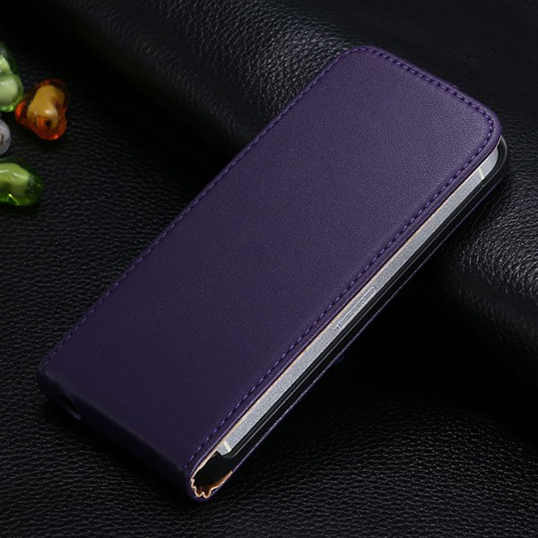 5S Genuine Leather Case For Iphone 5 5S 5G Full Protective Phone S 1793767079-5-purple