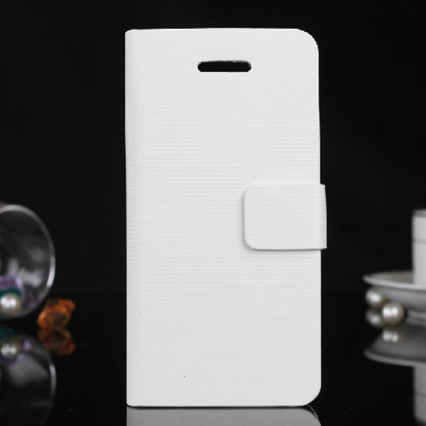 Shiny Saturn Case For Iphone 5 5S 5G Full Wallet Cover With Fashio 1329458753-2-white