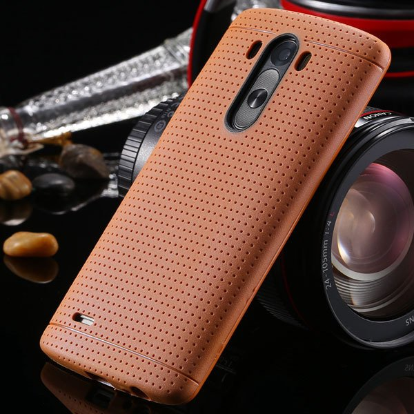 G3 Case Silicone Slim Carry Case For Lg G3 D858 D859 High Quality  2001478215-7-deep brown