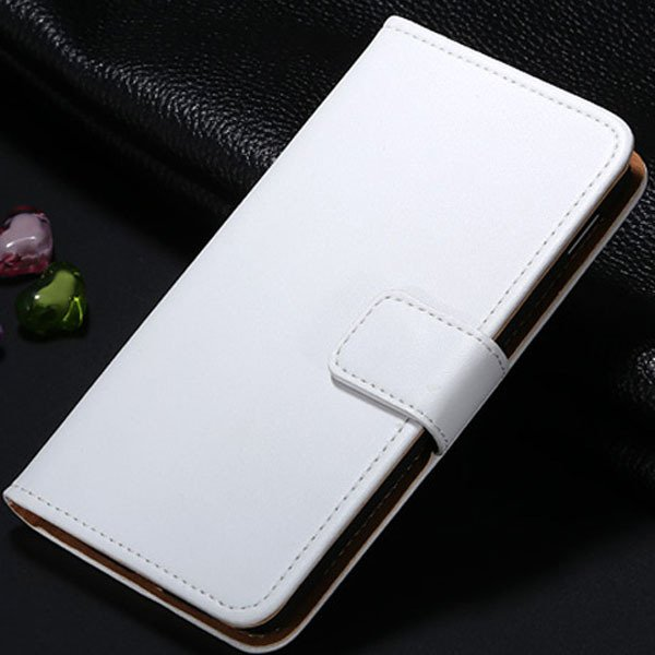 Case For Lg Google Nexus 5 E980 D820 D821 Genuine Flip Leather Wal 1774075738-2-white