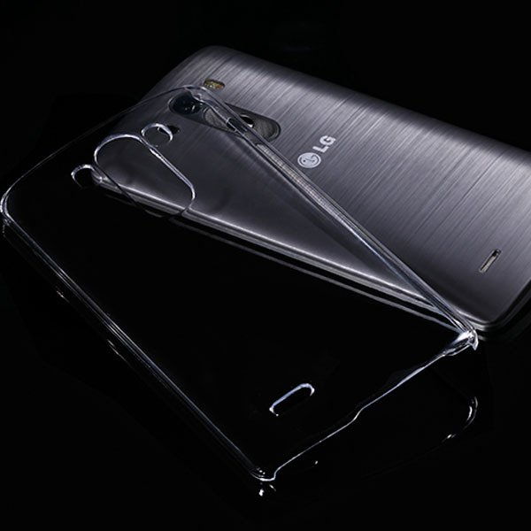 G3 Clear Case 100% Fully Transparent Visual Capa Plastic Cover For 32286298762-1-clear