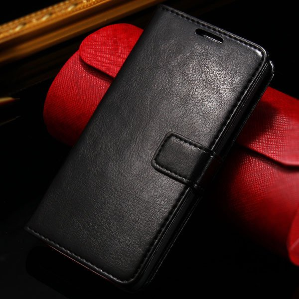 G2 Luxury Pu Leather Case Vintage Flip Wallet Book Cover For Lg Op 32282722464-1-black