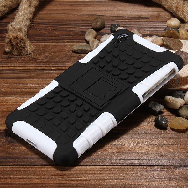 Z2 Armor Case Heavy Duty Back Cover For Sony Xperia Z2 L50W D6503  32274455562-8-white
