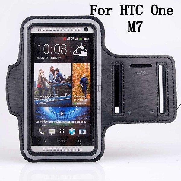 Running Sport Arm Band For Htc One M7 Phone Bag Case Moq 1Pcs/Lot  1135570388-1-