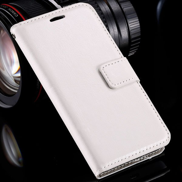 N630 Premium Pu Leather Case Full Wallet Cover For Nokia Lumia 630 32283543434-2-white