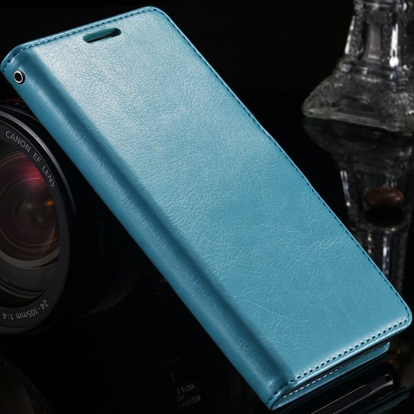 Z2 Pu Leather Case For Sony-Ericsson Xperia Z2 D6503 D6502 L50W L5 1877559670-5-blue